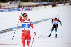 Юрий Бородавко: Клэбо просто в наглую проехал по лыжам Устюгова
