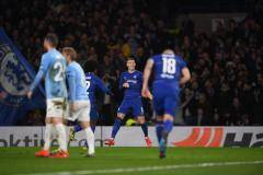 «Челси» разгромил на своем поле «Мальме» в ответном матче Лиги Европы