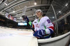 Нападающий СКА Гусев стал лучшим бомбардиром чемпионата КХЛ