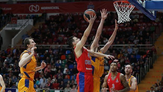 Громим соперников на двух фронтах сразу. События недели в европейском баскетболе - «Баскетбол»