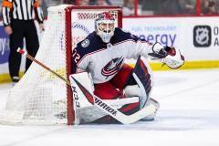 Это была ночь российских вратарей в НХЛ. У Боба «сухарь», а Варламов – герой