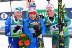 Юрлова – чемпионка! Лидер сборной России выиграла золото чемпионата Европы