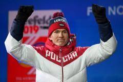 Посеребрел. Большунов взял второе серебро чемпионата мира за два дня