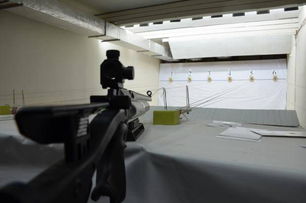 В шести районах Республики Коми школьников научат стрелять для выполнения норм ГТО