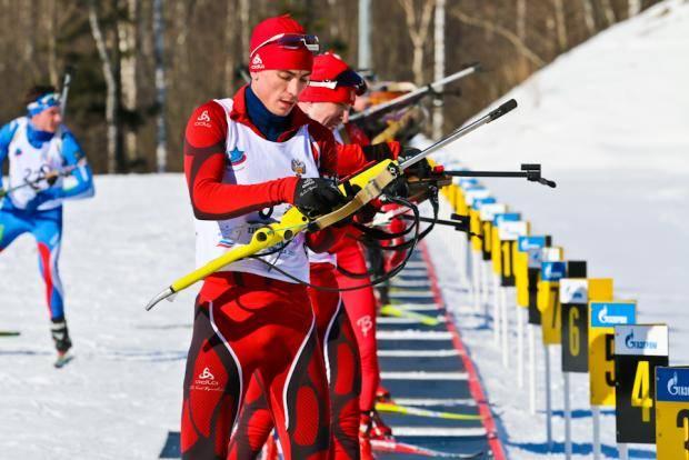 Красноярские биатлонисты готовы поддержать победные традиции