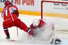 Кирилл Капризов: Я не умею так забивать, как Шумаков (видео)