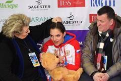 Татьяна Тарасова: Медведева на чемпионате мира? Все по справедливости