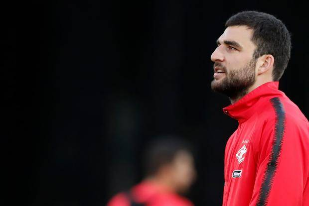 Джикия может летом перейти в «Локомотив»