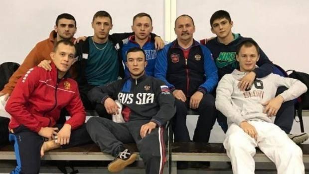 Алексеевские борцы заняли весь пьедестал на Всероссийском турнире по борьбе на поясах