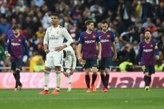 «Статистика не объясняет 0:3 на «Бернабеу». Обзор испанской прессы