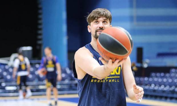 Дождались! Сегодня впервые с ноября в матче «Химок» сыграет Алексей Швед - «Баскетбол»