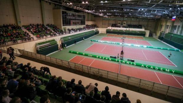 3 марта в Казани состоится финал IХ международного теннисного турнира «Кубок Ельцина»