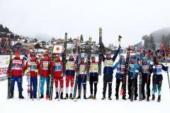Лыжников много – а чемпионов нет. Наши опять проиграли норвежцам