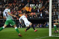 «Валенсия» вышла в финал Кубка Испании, где сыграет с «Барселоной»