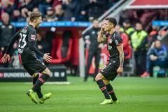 «Байер» на своем поле одержал победу над «Фрайбургом»