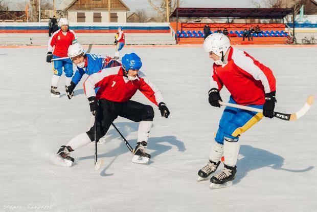 В Бурятии открыли XV Республиканские зимние сельские спортивные игры