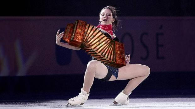 Над Туктамышевой смеются в интернете. Кто и почему «прожаривает» фигуристку - «Фигурное катание»