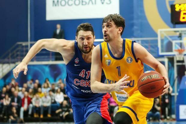 Швед – 37 очков. ЦСКА повержен в овертайме - «Баскетбол»