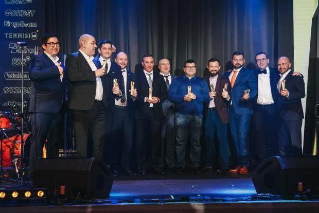 БК «Париматч» взял награды BR Awards-2019 в двух номинациях - «Новости спорта»