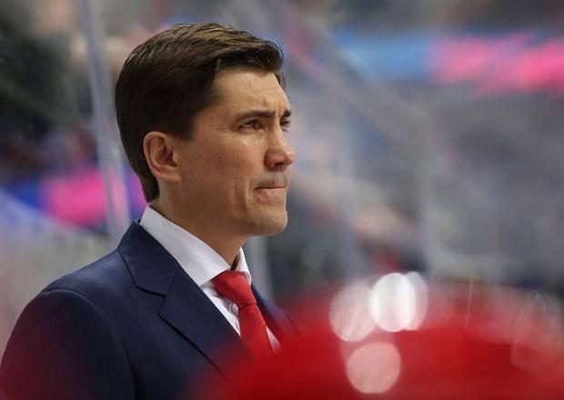 Игорь Никитин: Крикунов основательно поработал в «Динамо» - «Хоккей»