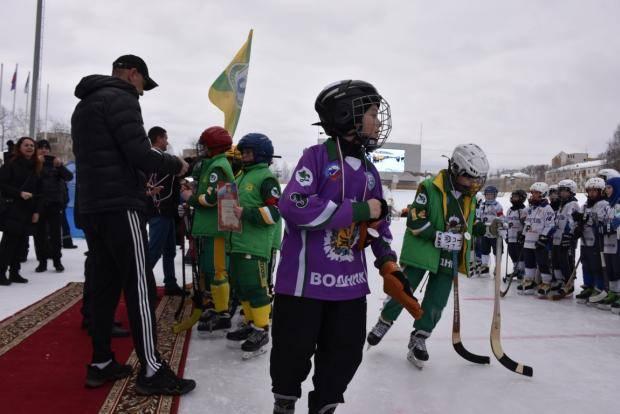В Сыктывкаре определили победителей II этапа Северо-Западной детской хоккейной лиги