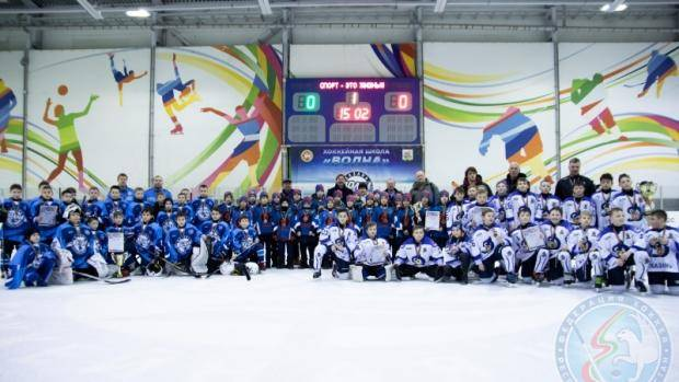 Хоккеисты «Динамо 2008» - чемпионы Первенства РТ