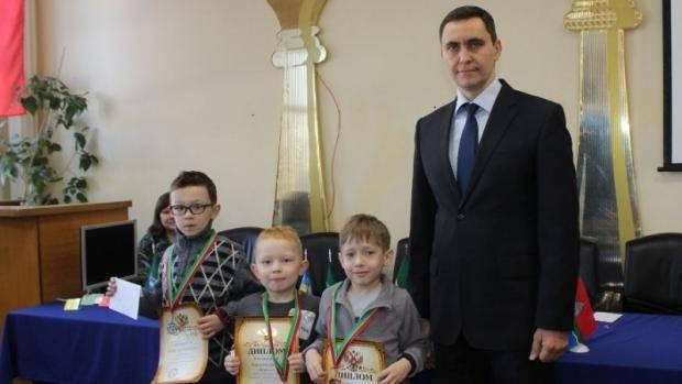 В Казани подвели итоги первенства РТ по шахматам среди мальчиков и девочек до 9 лет