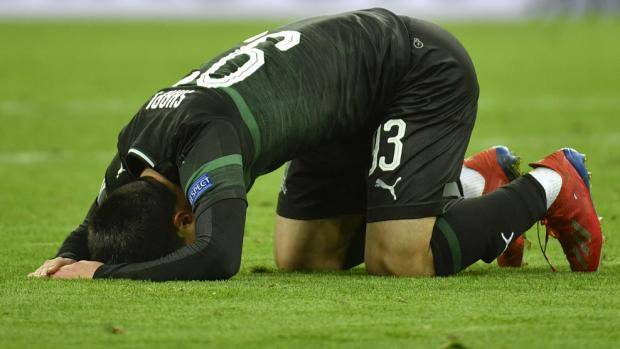Умница-Шапи забил, а Классон привез. «Валенсия» сравняла счет за минуту до свистка!