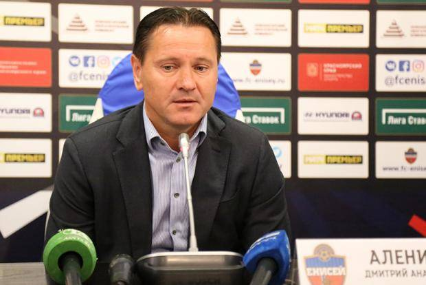 Дмитрий Аленичев: Наше положение не безнадежное, будем верить в чудеса