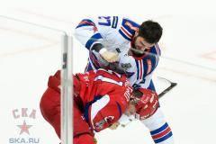 «Локомотив» и СКА постоянно устраивают драки. Они ненавидят друг друга