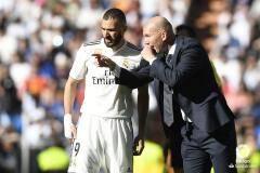 «Реал» прервал серию домашних поражений, победив в первой игре после возвращения Зидана