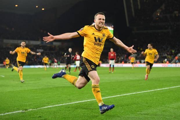 «Вулверхэмптон» выбил «Манчестер Юнайтед» из Кубка Англии