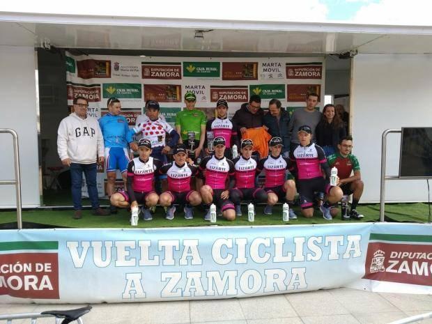 Дмитрий Мухомедьяров – призер Международной велогонки в Испании