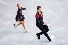 Тарасова и Морозов дали китайцам подержать мировой рекорд. А через час – забрали