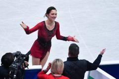 Артур Дмитриев: Медведева и Загитова выше уровнем, чем японки