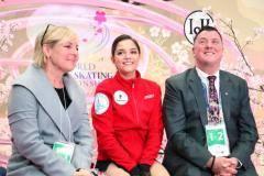 Евгения Медведева: Я сегодня горжусь собой и своей командой