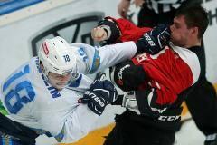 «Барыс» пытался запугать «Авангард» Рыспаевым. Лучшие бои второго раунда плей-офф