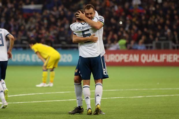 Дмитрий Черышев: Все у сборной будет нормально!