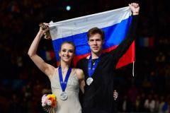 Россия – весь мир – 5:4 по медалям. После серебра Синициной и Кацалапова