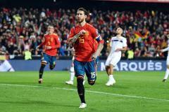 Гол Рамоса принес победу Испании в матче квалификации Евро-2020 с Норвегией