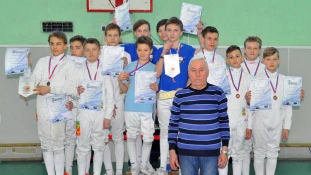Медали турнира «Весенняя капель» в Казани разыграли саблисты