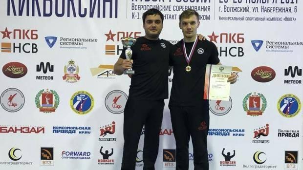 Татарстанский кикбоксер Илья Соколов вошел в резервный состав сборной страны на ЧМ-2019