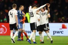 Германия вырвала победу в матче квалификации Евро-2020 с Голландией