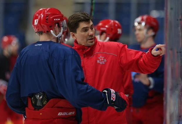 Игорь Никитин: Какая эйфория?! Мы против СКА играем!