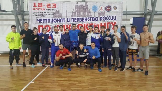 Кикбоксеры из Приморья выиграли семь медалей на чемпионате и первенстве России
