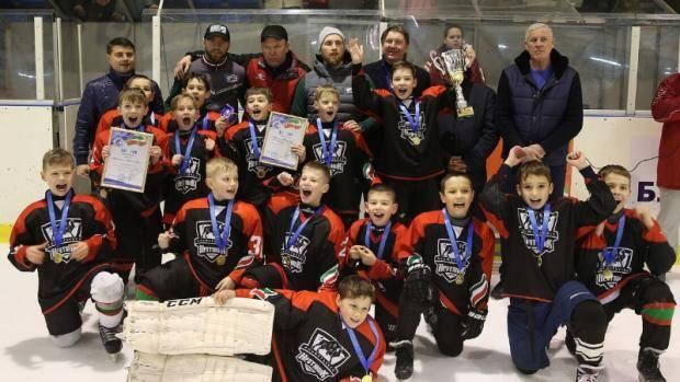 В Бугульме прошел турнир на призы Федерации хоккея РТ среди юношей