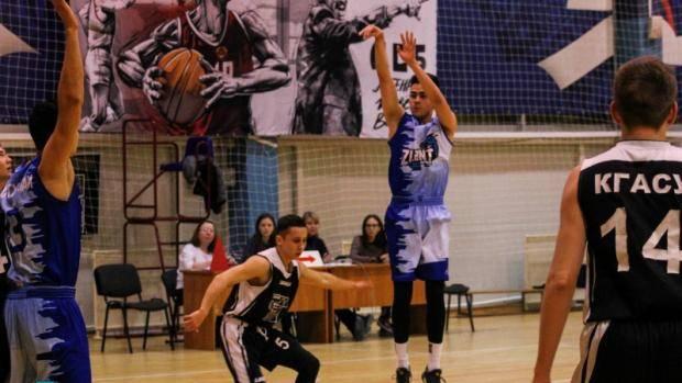 В Казани стартовали матчи Студенческой баскетбольной лиги РТ