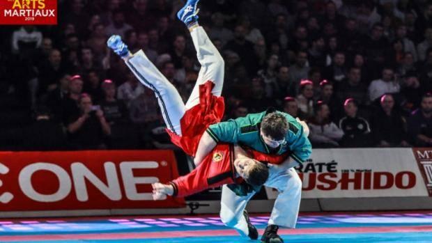 Борьбу корэш презентовали на 34-м всемирном фестивале боевых искусств