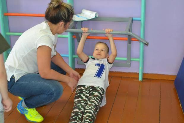 Воспитанники усогорского детсада «Аленка» третий год подряд успешно выполняют нормативы ГТО