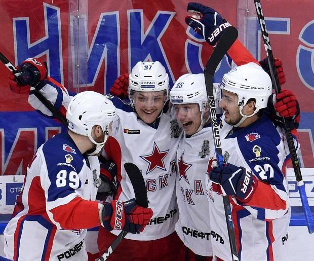 Друзья из ЦСКА, уфимский малыш и канадский воин. Они зажгут в финалах конференций